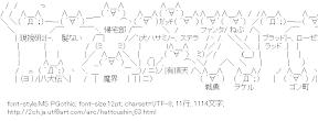 [AA]八頭身 2013年夏アニメ