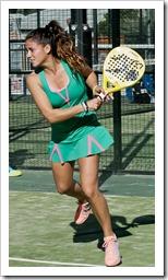 Nuevo fichaje para el Naffta Team 2014: Mari Carmen Villalba.