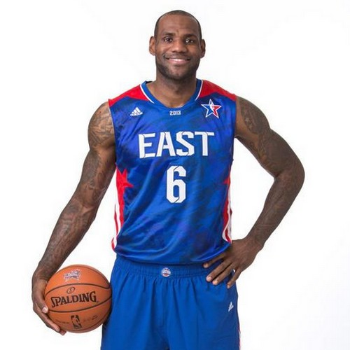 Adidas Unveils Allstar Jerseys LeBron Voted from 2nd Place