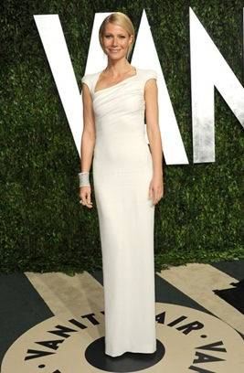 gwyneth paltrow vanity fair party