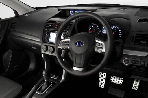 2013-Subaru-Forester-interior