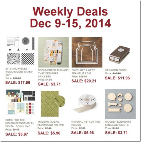 weekly deals dec 9