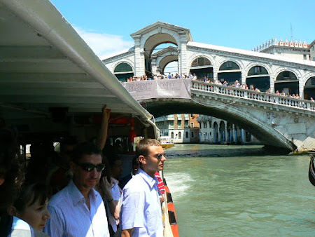 Obiective turistice Venetia: Podul Rialto