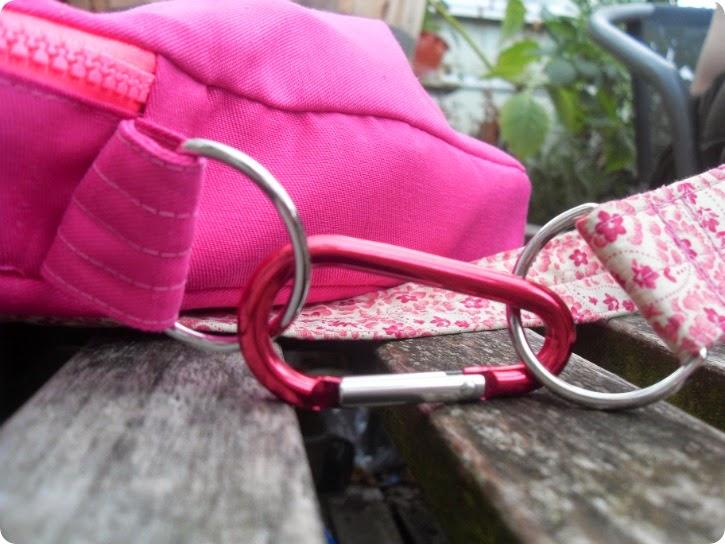 It-rygsæk i pink