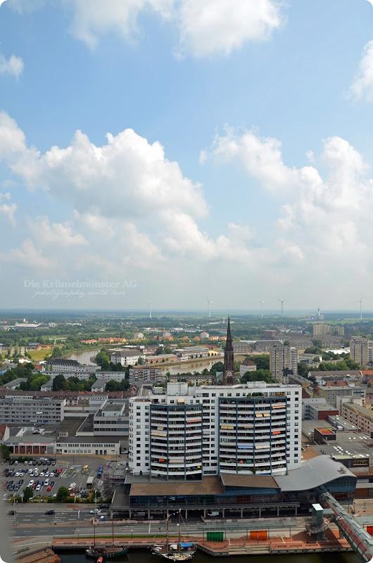 Wremen 29.07.14 Bremerhaven 69 Aussichtsplattform