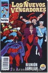 P00054 - Los Nuevos Vengadores #54