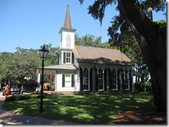 Palmetto Bluff Chapel