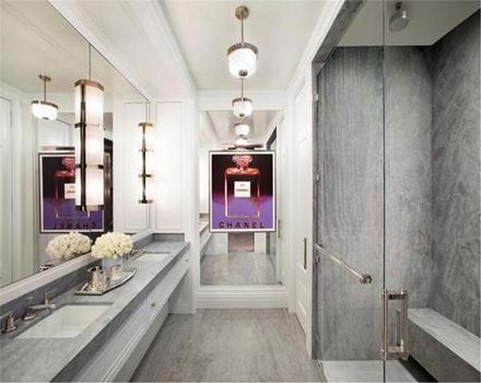 baño-marmol-penthouse-de-lujo-Trump-World-Tower