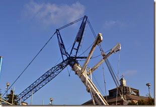 1 crane dismantling