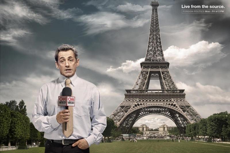 World news sarkozy