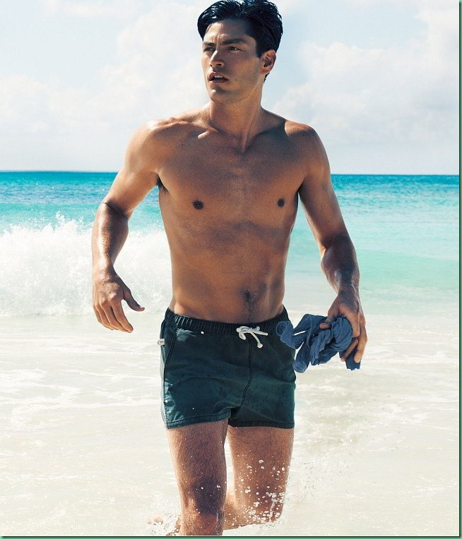 Tyson Ballou for H&M Summer 2013