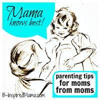 Mama Knows Best Logo