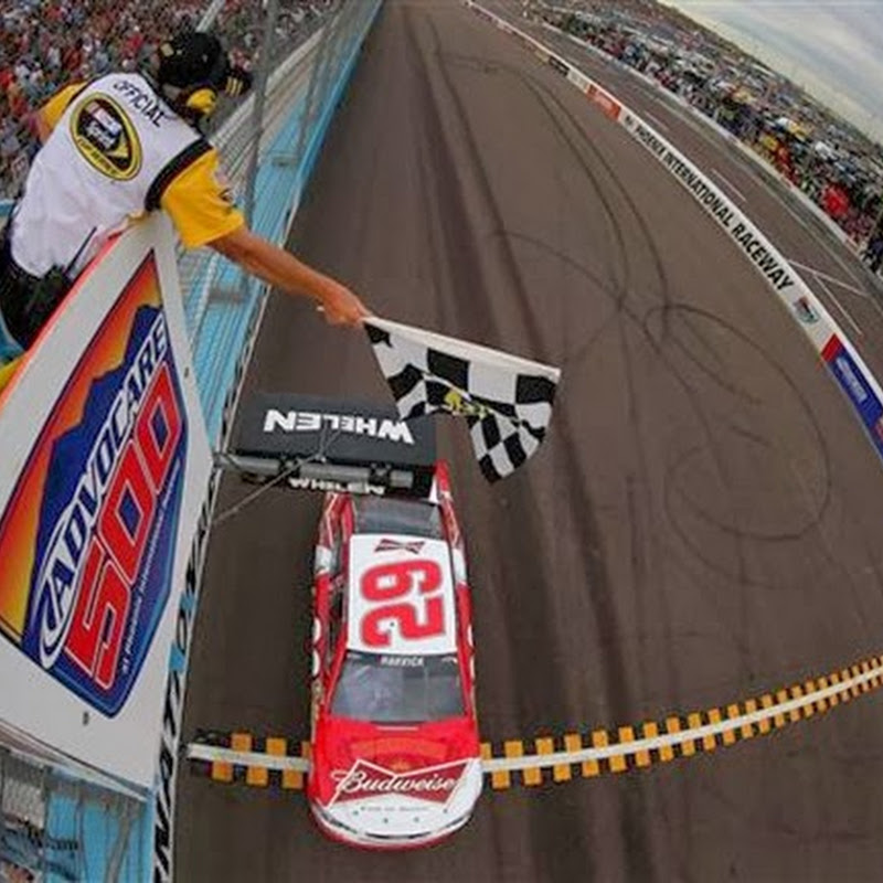 Chasing the Championship: Recapping the Advocare 500 at Phoenix International Raceway