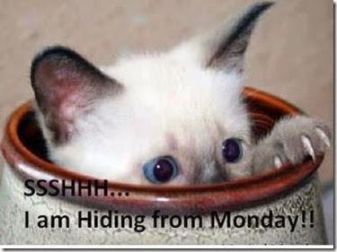 Gömma måndag