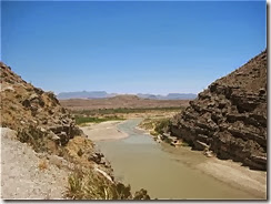 a - hike santa elena canyon