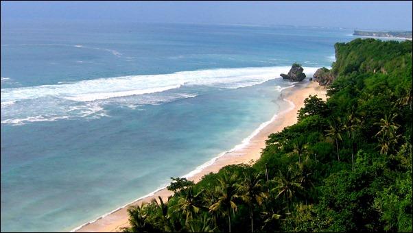 شواطئ اندونيسيا