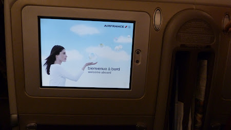 A380: Bine ati venit la Air France