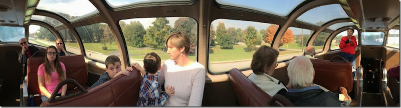Knox Holly Elijah Shelby K train ride panoramic 10 25 14