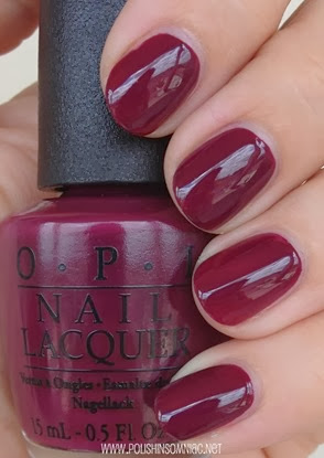 OPI In the Cable Car-Poole Lane