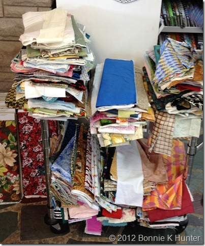 Quiltville's Quips & Snips!!: A Visit to Fabric Shack!