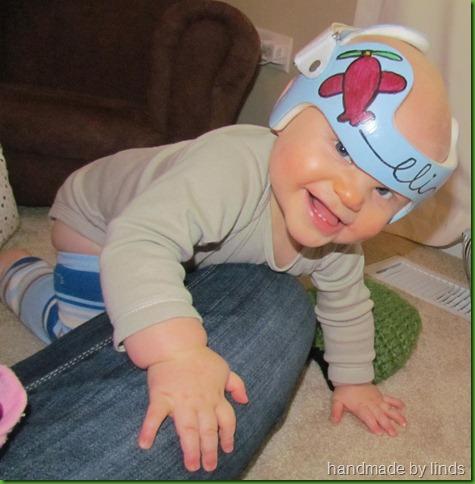 Eli's 9 months old 022