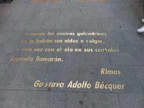 barrio de las Letras, Madrid