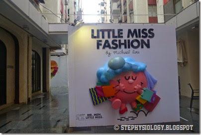 Michael Lau X Mr. Men & Little Miss: A Walk in Fashion Walk