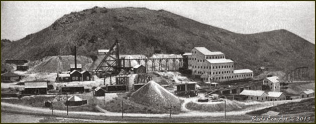 Montgomery-shoshone mill