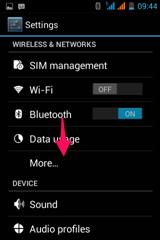 กระจายสัญญาณ wi-fi จากมือถือ smartphone