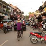 Centre de Siem Reap, Ville de départ des excursions dans le parc archéologique dAngkor