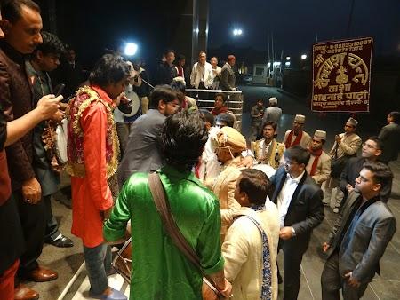 33. Nunta in India, Delhi.JPG