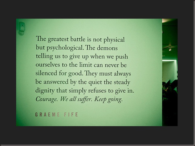 The Greatest Battle…