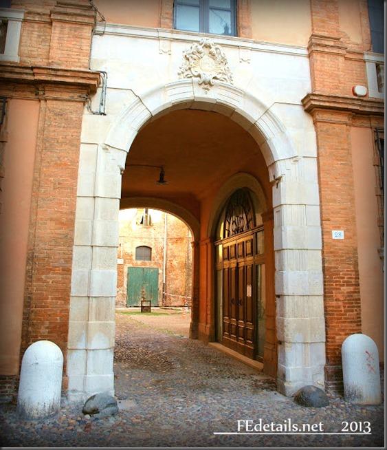 Palazzo Todeschi, Ferrara, Italy - Photo1