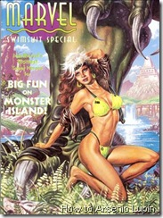P00002 - Marvel Swimsuit Special #