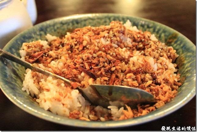汐止-五角菜飯