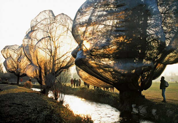 christo and jeanne-claude 2