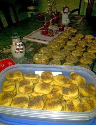 christmas baking 2