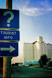 """Tourist Info"" - copyright Scott Stillman"