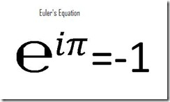 euler's equation