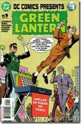 P00001 - DC Comics Presenta  Green