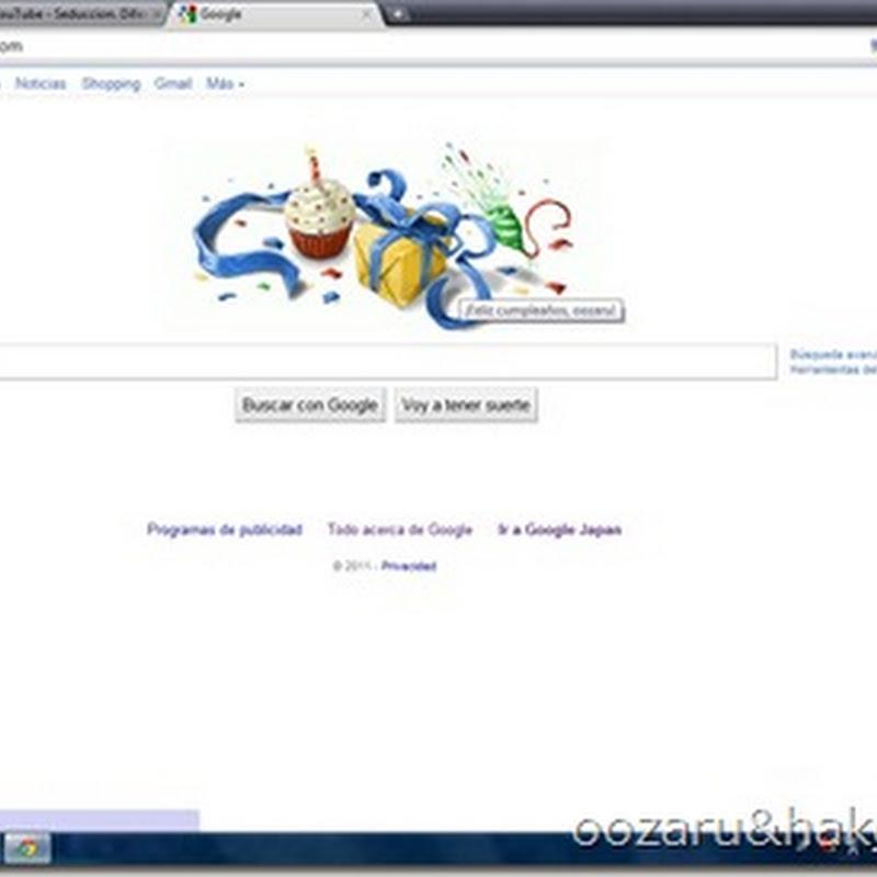 tambien google, googleも