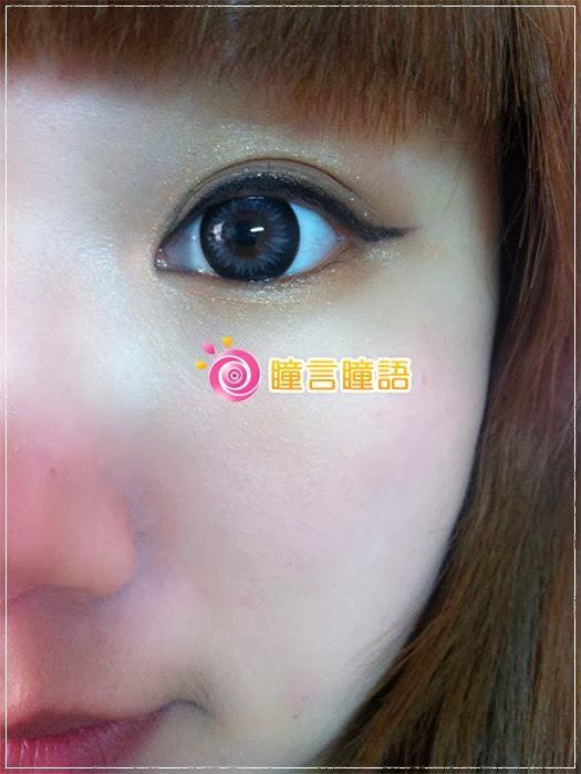 韓國GEO隱形眼鏡-Bella貝拉灰7