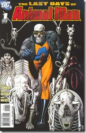 Animal Man mini
