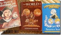 Genevieve Foster books