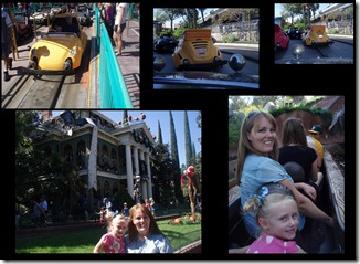 Disneyland vacation october 20122