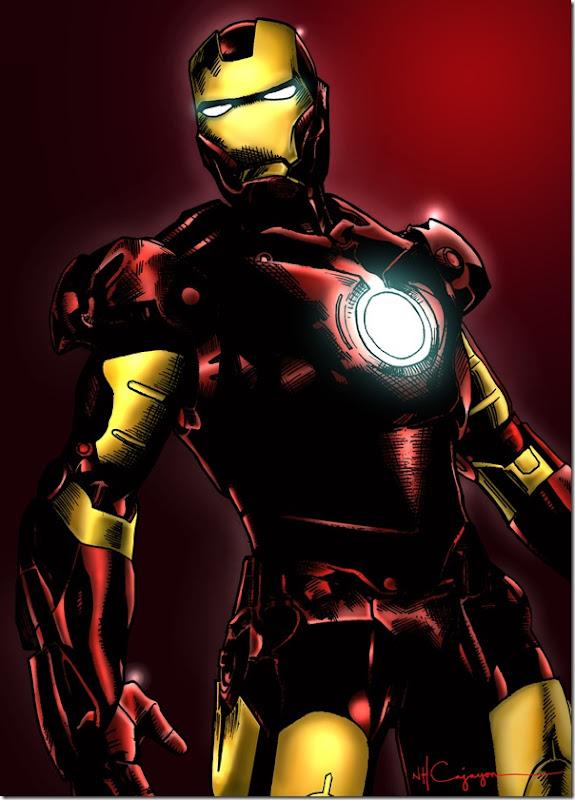 Iron man ,Anthony Edward ,Tony Stark (123)