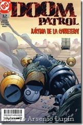 P00017 - Doom Patrol v3 #17