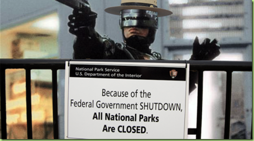 Government shut down day 3 it really doesn t seem that long