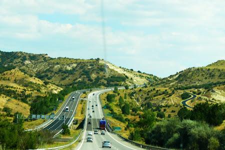 Vacanta Turcia: Ankara  autostrada.