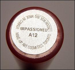 MAC Impassioned Lipglass